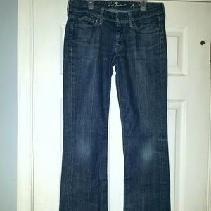 EUC 7 For All Mankind Flynt Women's Jeans